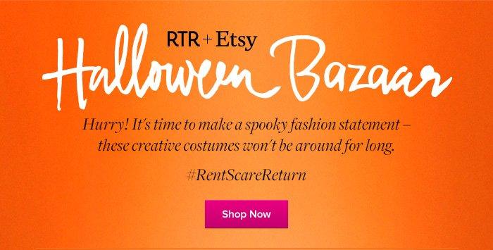 Halloween Bazaar - Shop Now