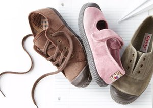 Canvas Sneakers for Kids