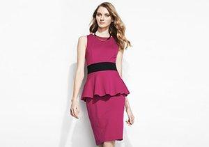 Trend: Colorblocked Dresses & Separates