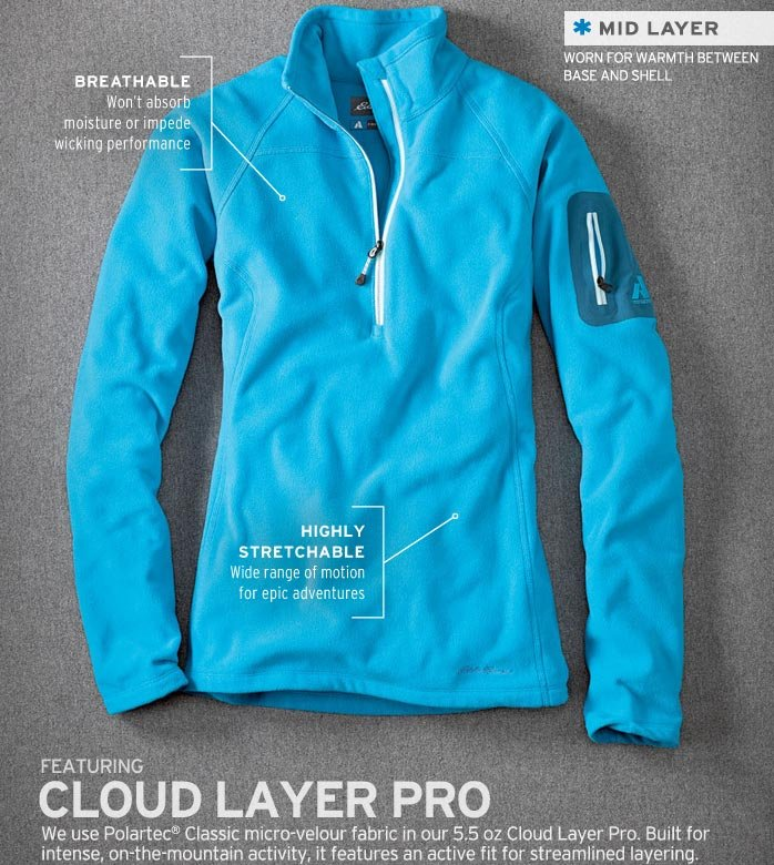Shop Women's Cloud Layer Pro
