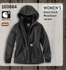 Women's Quick Duck Woodward Active Jacket
