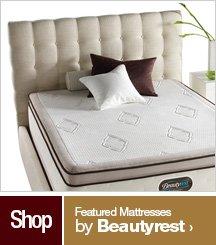 Shop Featured Mattresses by Beautyrest