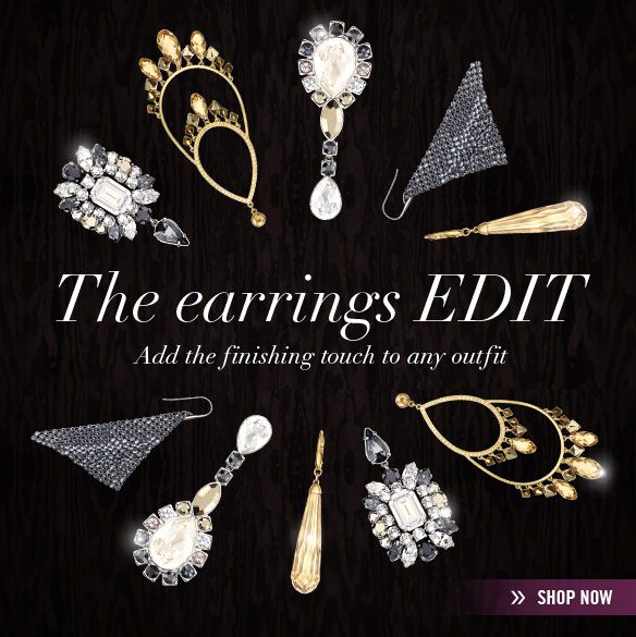 The earrings edit