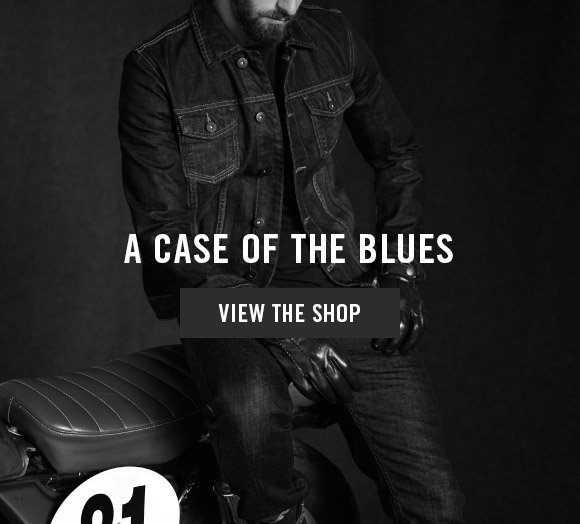 A Case of Blues - View The Shop