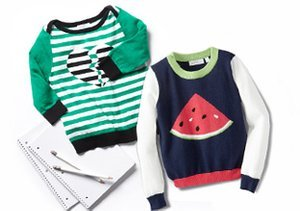 Just $35: Girls' Bright Sweaters