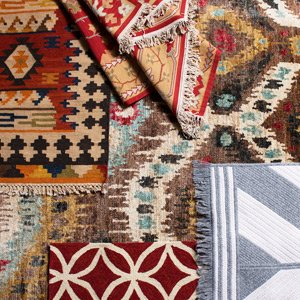 Bare Feet, Rejoice: Rugs by Type