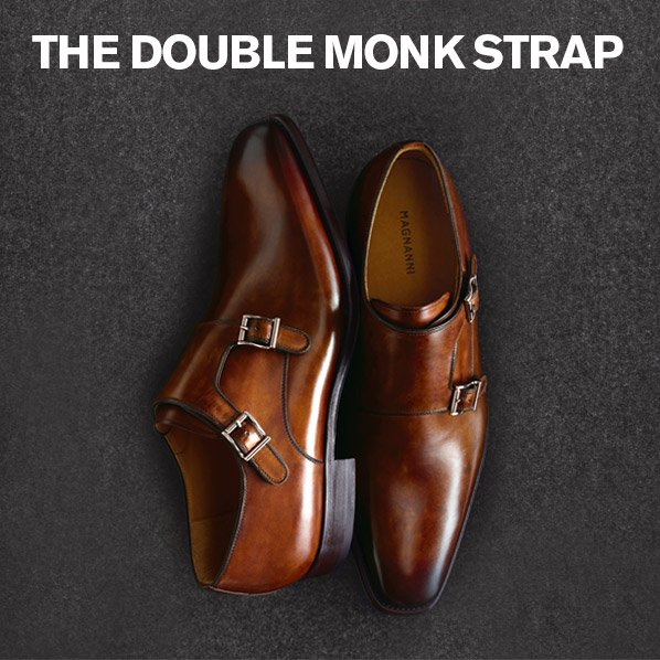 THE DOUBLE MONK STRAP