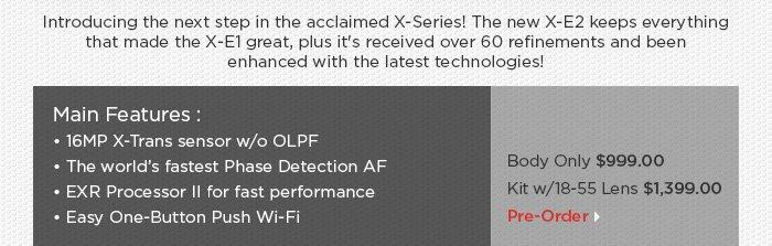 Adorama - Fujifilm EX-2