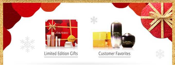 Limited Edition Gifts | Customer Favorites