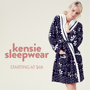 kensie sleepwear - STARTING AT $68