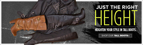 Shop Tall Boots at Journeys Now!