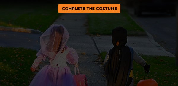 COMPLETE THE COSTUME