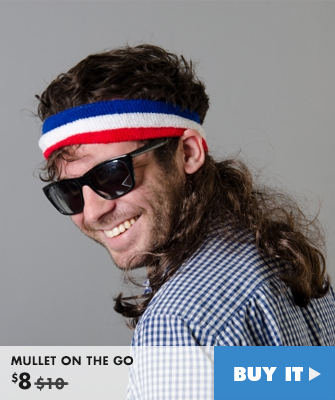 Mullet On The Go