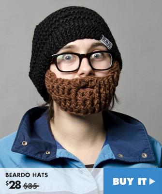 Beardo Hats