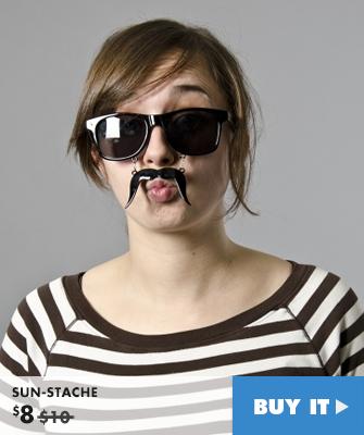 Sun-Stache
