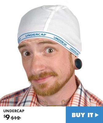 Undercap