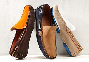 The Driving Loafer