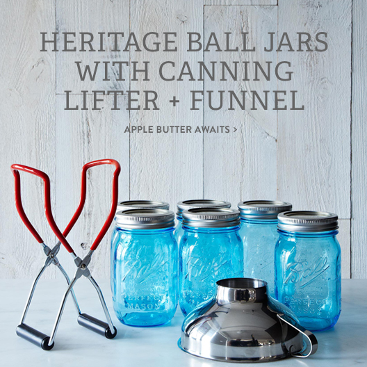 Ball American Heritage Jars