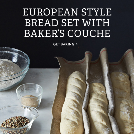 European Bread Set