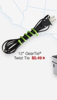 """12"""" GearTie Twist Tie $5.49 »"""