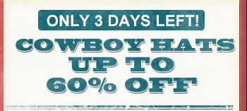 Cowboy Hats on Sale
