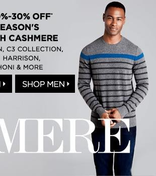 Cashmere Event Men