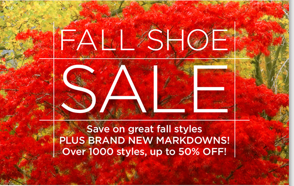 Fall Shoe Sale begins! Find new markdowns and save on a great selection of styles from UGG® Australia, Dansko, ECCO, Raffini, ABEO and more! Over 1000+ styles from your favorite premium comfort brands now on sale! Find the best selection online and in stores at The Walking Company.