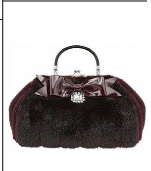 Jubilee Mink Frame Bag