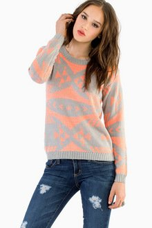 SCALING SWEATER 42