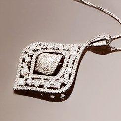 Diamonds! Diamonds! Diamonds!