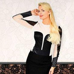Luxury Laces. Arefeva