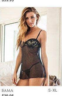 Bama lingerie set