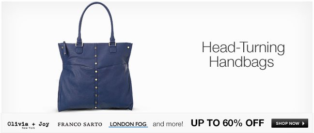 Head-Turning Handbags