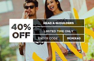 Remix: Head & Shoulders