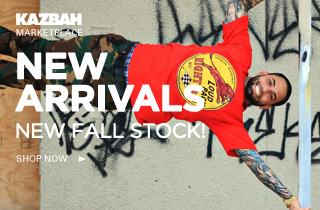 Marketplace: New Fall Arrivals