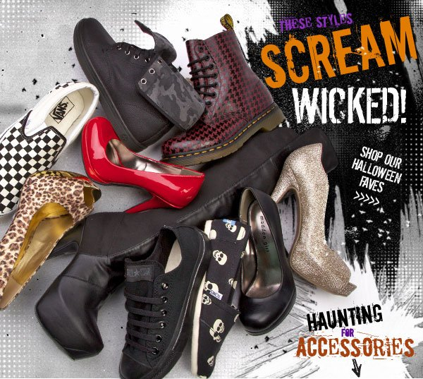 Haunting for Wicked Halloween Styles?