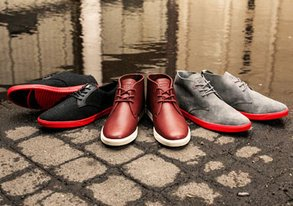 Shop Clae: New Chukka Sneakers & More