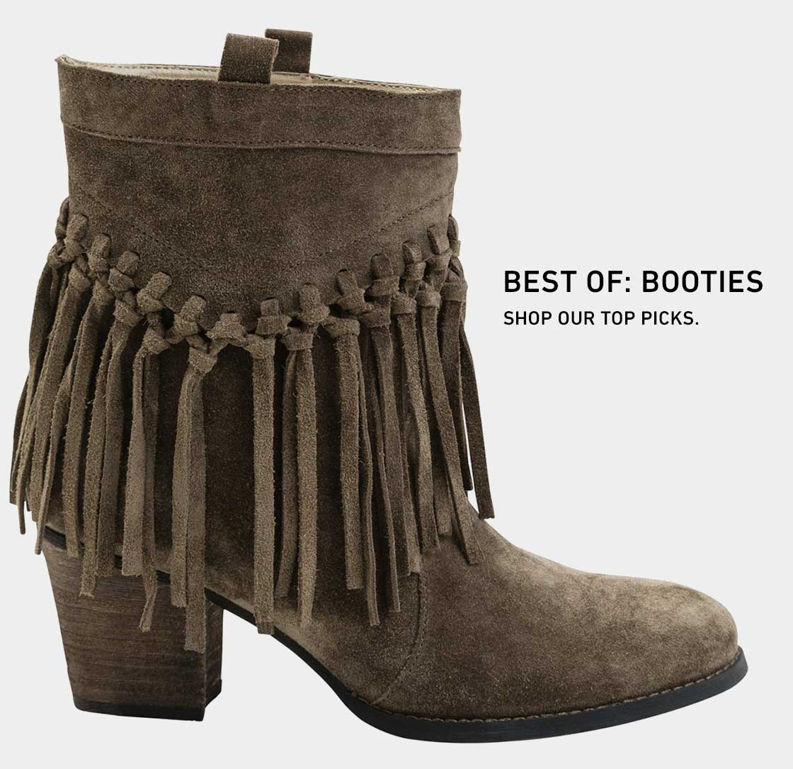 Best Of: Booties