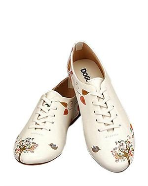Dogo Happy Tree Oxfords Made in Europe