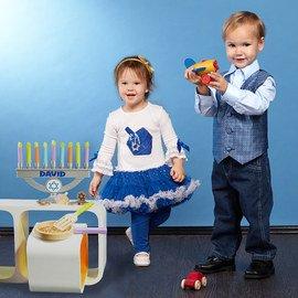 Happy Hanukkah: Apparel & Accessories