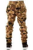 The Wilde Fleece Pants in Camo