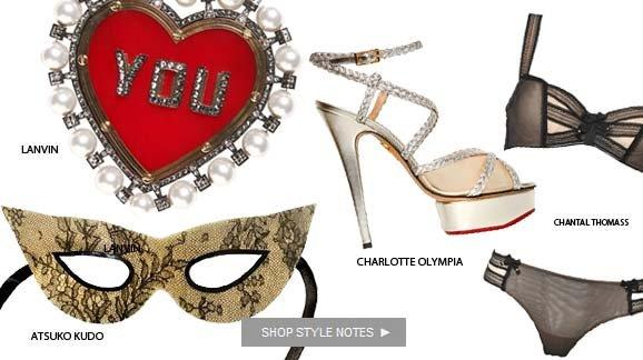 Chantal Thomass Style notes