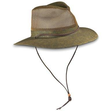 Henschel® Breezer Hat with CoolMax® Headband