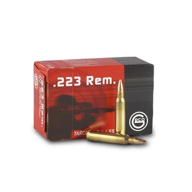 1,000 rds. GECO® .223 55 Grain FMJ Ammo with Stripper Clips