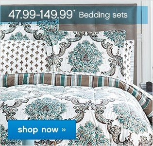 47.99 – 149.99 Bedding Sets. Shop now.