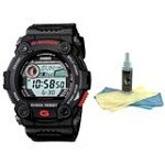 Casio G7900-1 Men's G-Shock Rescue Digital Sport Watch with 30ml Ultimate Watch Cleaning Kit