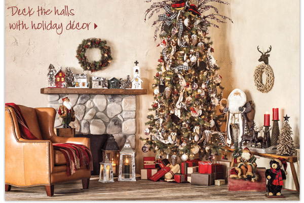 Deck your halls with holiday décor