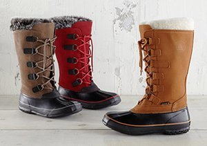 Cold Weather Prep: Boots