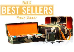 Shop October Best Sellers: Home from $8