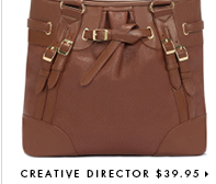 Creative Director-$39.95